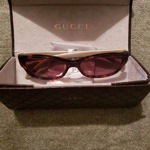 New Gucci sunglasses eyewear